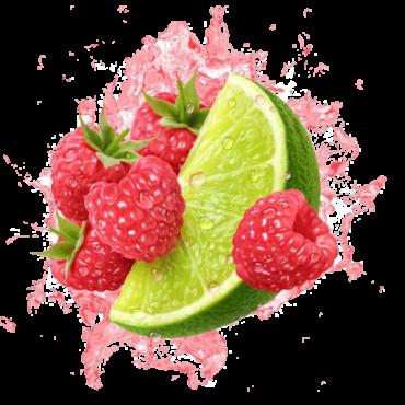 rasphberry-lime-mojito